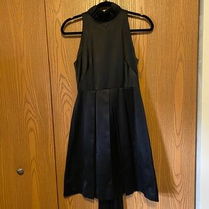 Kate Spade Tie Waist Cocktail Dress